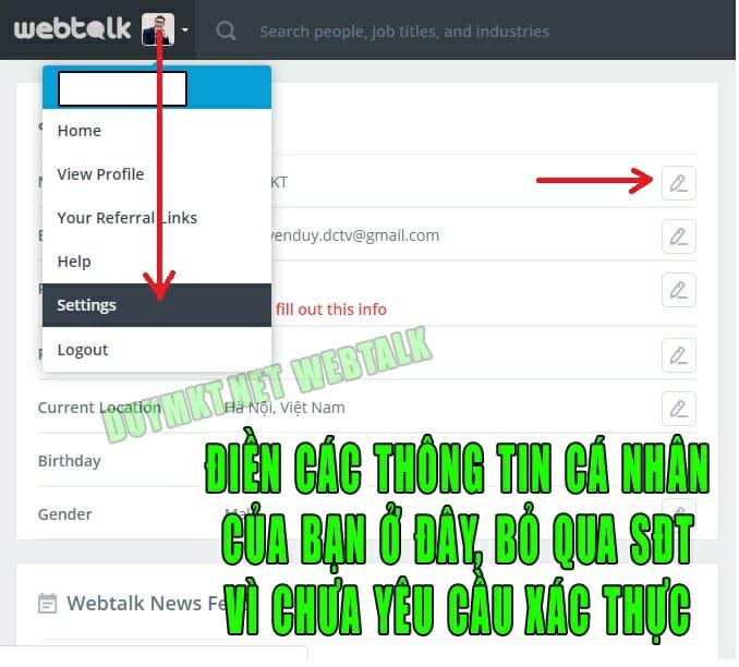 Dien-thong-tin-ca-nhan-vao-webtalk